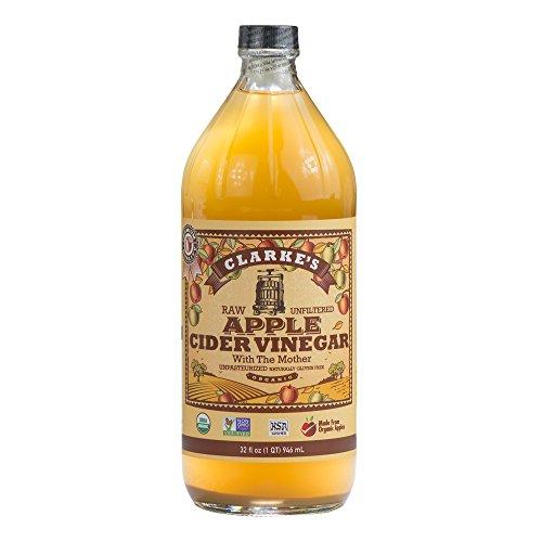 Clarke's Apple Cider Vinegar Raw Unfiltered