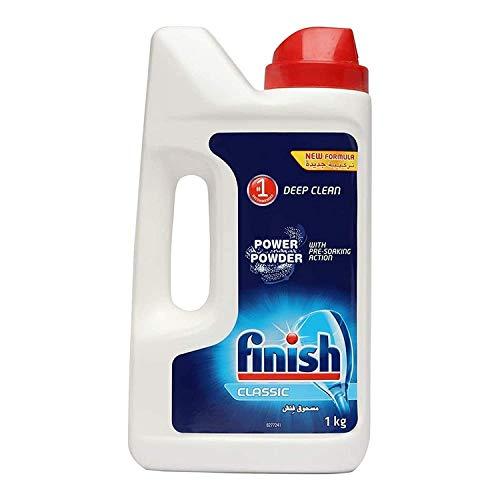 lavavajillas gel fabricante Finish