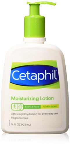 Cetaphil Fragrance Free Moisturizing Lotion 475 ml (Lotionen)