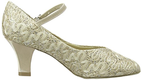 So Danca Bl166, Damen Tanzschuhe-Standard & Latein, Gold (Gold Sparkle), 36 EU (3.5 UK) - 6