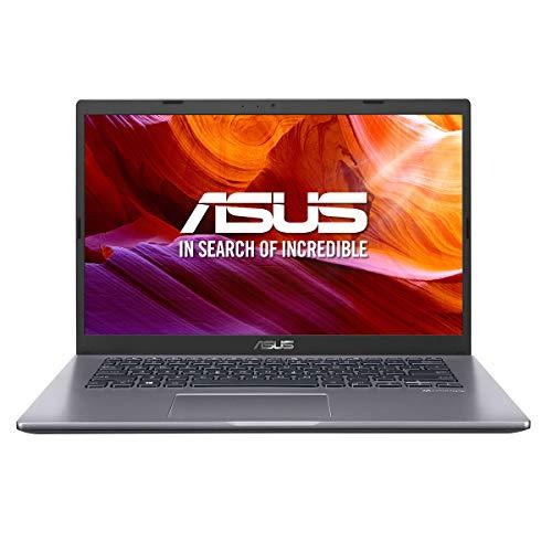 ASUS M409DA-BV646 - Portátil de 14' HD (Ryzen R5 3500U, 8GB RAM, 256GB SSD, Radeon Vega 8 Graphics, Endless OS (inglés)) Gris Estrella - Teclado QWERTY español