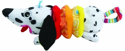 Tomy Lamaze High Contrast Pull And Play Puppy Baby Toy