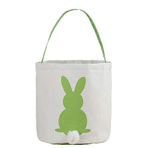 Chickwin Pasen Mand, Kids Leuke Konijn Konijn Pasen Decoratie Chocolade Ei Jacht Nieuwe Tas