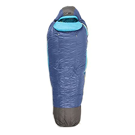 Nemo Ramsey 30-Degree Down Mummy Sleeping Bag.