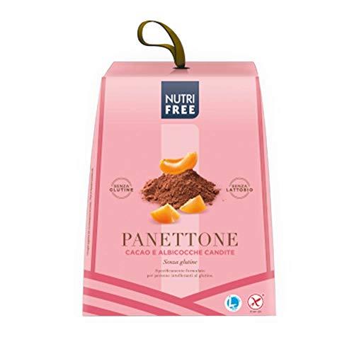 Nutrifree Panettone Cacao e Albicocche Candite - 30 g