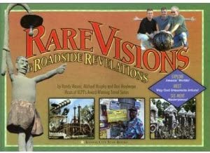 Rare Visions & Roadside Revelations VHS