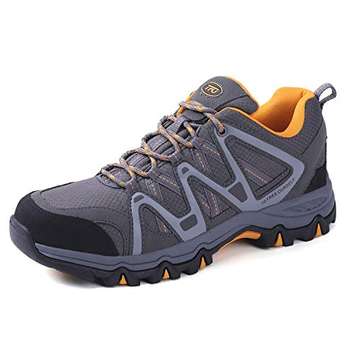 TFO Herren Trekkingschuhe & Wanderschuhe Leichte Outdoor Schuhe mit Atmungsaktive Sohle