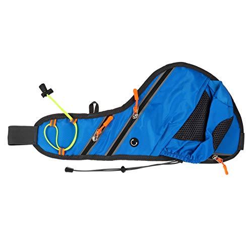 BESPORTBLE Mochila de corrida colete mini colete para celular e acessórios com suporte leve para caminhada, ciclismo ao ar livre
