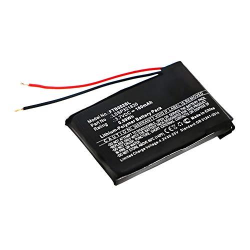 subtel® Smartwatch Ersatz Akku LSSP321830 kompatibel mit Fitbit Blaze Ersatzakku 160mAh Batterie Fitnesstracker