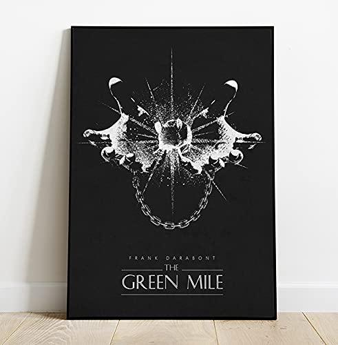 Quadro decorativo Poster A Espera de Um Milagre Filme Arte