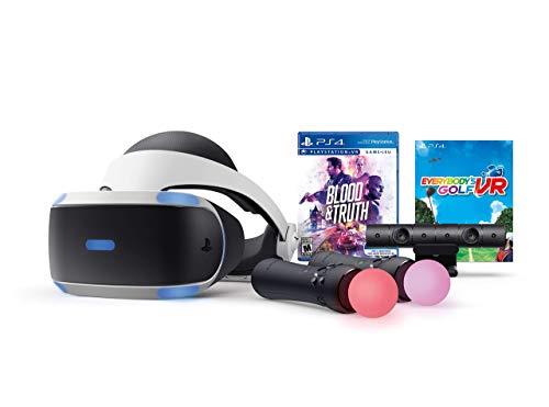 PlayStation VR - Mega Blood + Truth Everybodys Golf Bundle (Renewed)