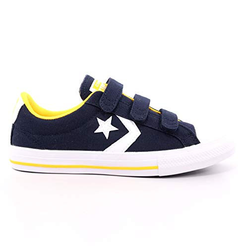 Converse Sneaker Low Star Player 3v Ox Blau Jungen - 30 EU