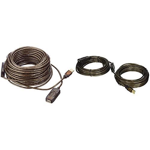 Delock Kabel USB 20 Verlangerung aktiv 20 m Kabel USB 20 Verlangerung aktiv 15 m