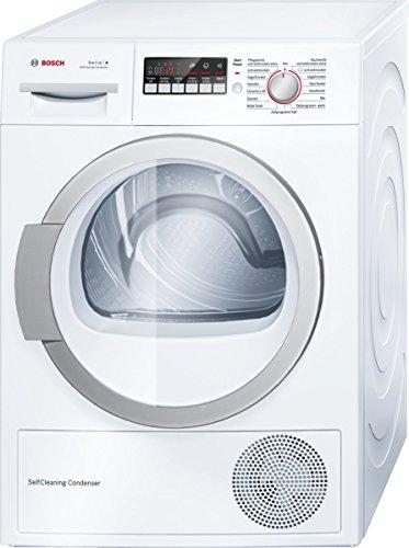 Bosch WTW86271 Wärmepumpentrockner / A++ / 8 kg / Selbstreinigender Kondensator