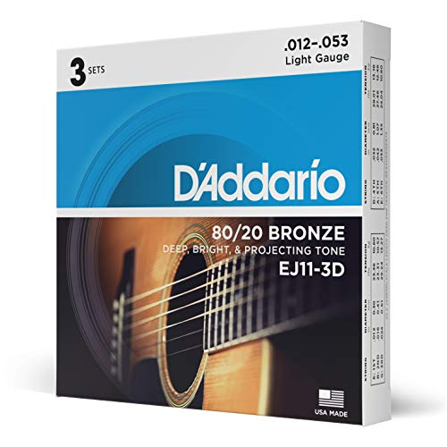 Daddario Nb135 - Juego cuerdas guitarra acústica