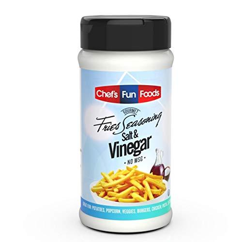 salt and vinegar soy crisps - 4