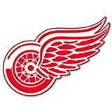 "Detroit Red WingsダイカットDecal – 8 "" x8 ""カラー"