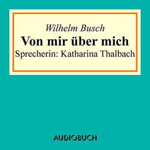 Von mir über mich audiobook cover art