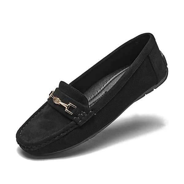 COOL COSER C Women's Casual Comfort Loafers Slip on Flat Shoes