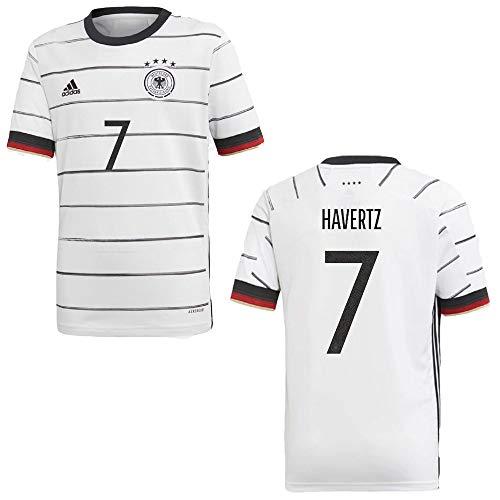 adidas DFB Deutschland Trikot Home Herren Euro 2020 - HAVERTZ 7, Größe:S