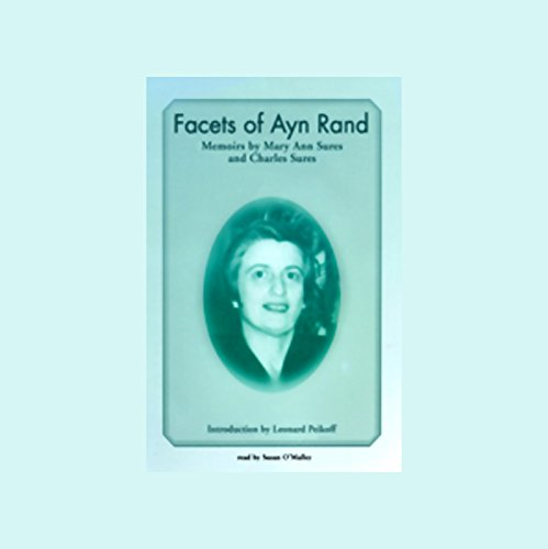 Facets of Ayn Rand  audiobook cover art