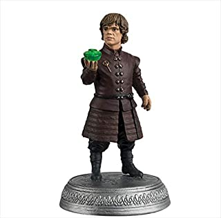 HBO Game of Thrones Eaglemoss Figurine Collection #14 Tyrion Lannister (Hand of The King) Figure