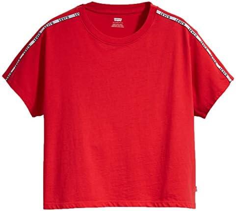 Varsity W Camiseta Brilliant Red
