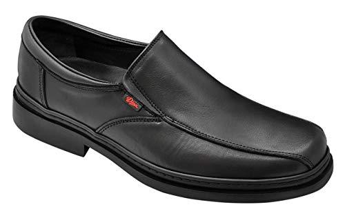 Dian Congreso - Zapato de trabajo hombre, talla 44, color negro