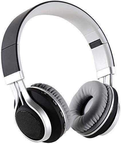 FHW Bluetooth headset, hoofd-gemonteerde opvouwbare kaart FM draadloze computer notebook headset Bass stereo spel e-sports oorbeschermers koptelefoon