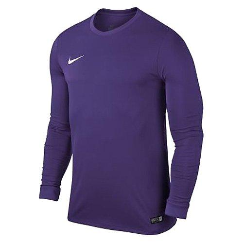Nike Kinder Park VI Fußballtrikot , Violett (Court Purple/White/547), XS
