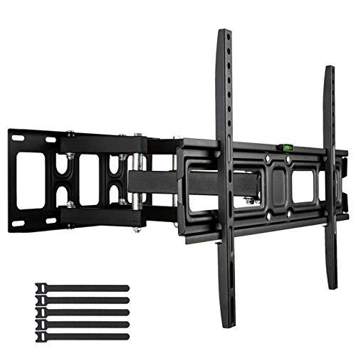 Soporte de TV TV accesorios doble péndulo base grande soporte de TV/patrón de montaje max600* 400/arriba y abajo -10 ~+10 °/carga 50 kg/Aplicar a 32-70 pulgadas TV entre.