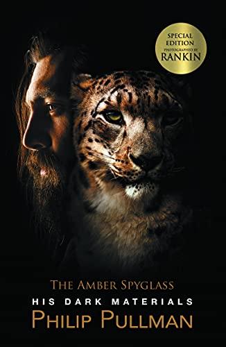 His Dark Materials 3: The Amber Spyglass. Rankin Cover Edition