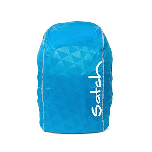 Satch Regenschutz - Regenhülle - Blue - Blau
