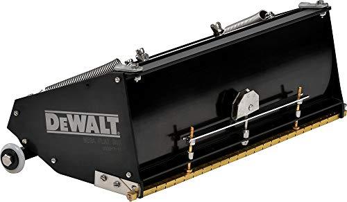 DEWALT Caja plana MEGA de 30.5 cm | Alta capacidad + Fácil de limpiar | DXTT-2-769