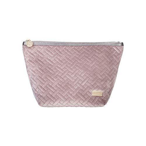 Stephanie Johnson Women's Milan Laura Large Trapezoid Bag, Dusty Plum, One Size