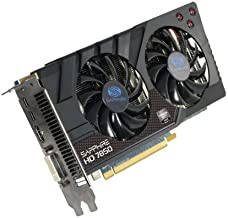 Sapphire Radeon HD 7850 OC 2 GB DDR5 HDMI/DVI-I/Dual Mini DP PCI-Express Graphics Card 11200-01-20G