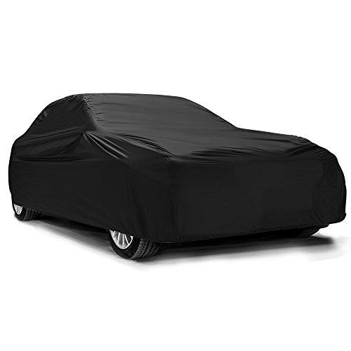 CaRSun Bâche de protection pour voiture Noir