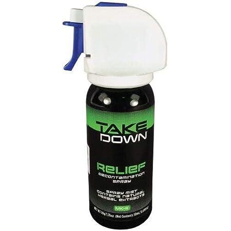 Blowback//Overspray Sudecon Pepper Spray Decontamination Wipes 6 ea.