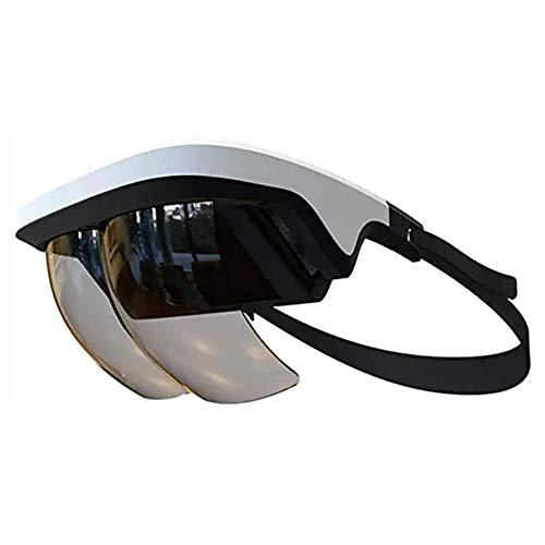 QLPP 90 ° FOV AR Headset, Lunettes Smart AR Vidéo 3D Casque de réalité...