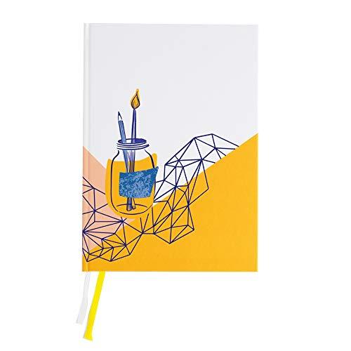 (nr. 830700) WGjournal Graphic Gouden Lijntjes Anne Jorinde Kuiper