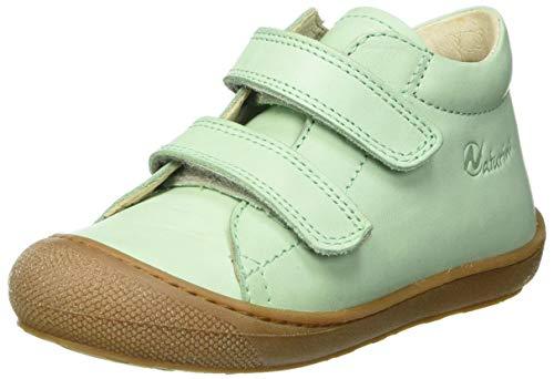 Naturino Unisex Baby Cocoon VL Sneaker, Aloe, 23 EU