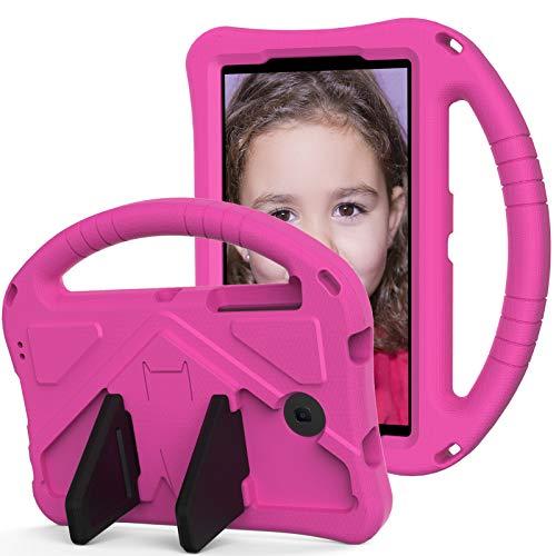 N\B Funda para Samsung Galaxy Tab 3 7.0, Samsung T210/P3200 a prueba de golpes, funda antideslizante con soporte de espuma para niños, funda protectora para Samsung Galaxy Tab 3 7.0 [SM-T210/SM-P3200]