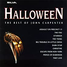 Halloween: The Best Of John Carpenter Soundtrack Anthology