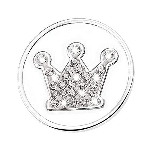 Akki Magnet Brosche Schmuck Anhänger Stern Design mit Strass für Kleidung, Schals, Tücher und Ponchos Damen Magnetschmuck Baum des Lebens Ponchos Blume Magnet-Pin Kleider Farben Silber Poncho Wert #2
