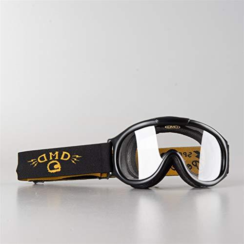 DMD - Accesorios para casco de moto, Ghost Goggle Clear