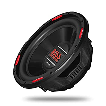 BOSS Audio Systems AR120DVC 12 Inch Car Subwoofer - 1600 Watts Maximum Power Dual 4 Ohm Voice Coil Sold Individually