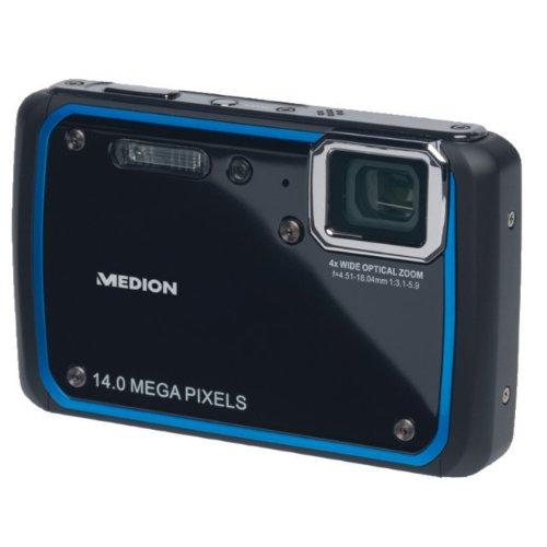 14 MP Outdoor Digitalkamera MEDION® LIFE® S43044 (MD 86544) (B-Ware)
