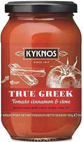 Kyknos - Original Griechische Sauce - Zimt & Nelke 350 g