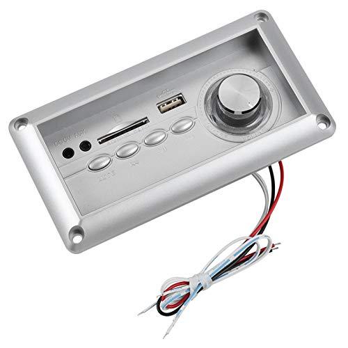 FOLOSAFENAR Placa de decodificación de Audio MP3, Taburete de sofá, Altavoz portátil sin pérdidas, Placa decodificadora Compatible con MP3 WMA WAV FLAC