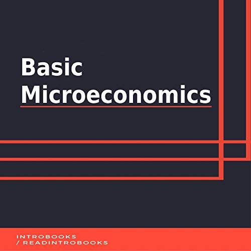 Basic Microeconomics cover art